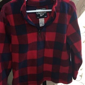 OshKosh Sz 4 Pullover Flannel